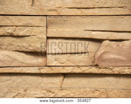 stone wall, background. poster