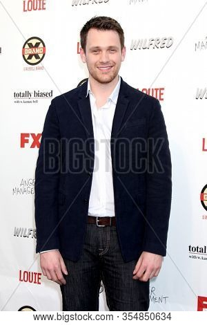 LOS ANGELES - JUN 12:  Michael Arden at the FX Summer Comedies Party at the Lure on June 12, 2012 in Los Angeles, CA