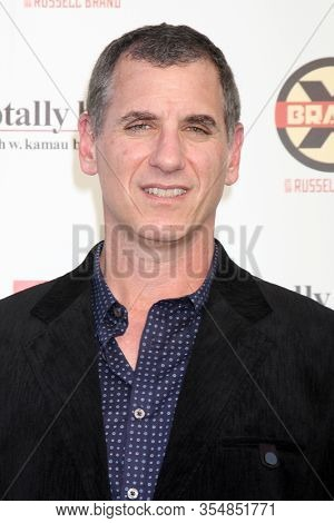 LOS ANGELES - JUN 12:  David Zuckerman at the FX Summer Comedies Party at the Lure on June 12, 2012 in Los Angeles, CA