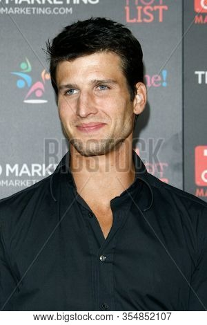LOS ANGELES - NOV 7:  Parker Young at the TV Guide Magazine Hot List Party at the Greystone Manor on November 7, 2011 in Los Angeles, CA