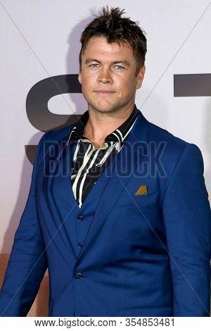 LOS ANGELES - MAR 5:  Luke Hemsworth at the