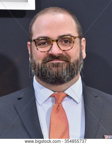 LOS ANGELES - MAR 01:  Jeremy Radin arrives for 'The Way Back' World Premiere on March 01, 2020 in Los Angeles, CA