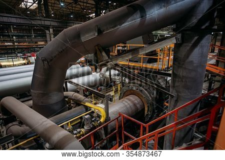 Polymer Layer Anti Corrosion Pipe Coating Machinery