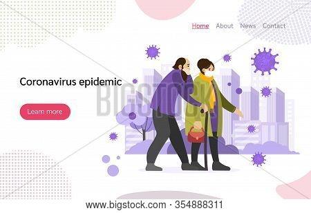 Coronavirus In China. New Wuhan Coronavirus 2019-ncov.