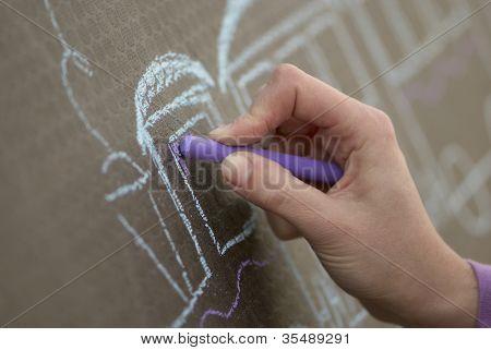 Hand Of Girl