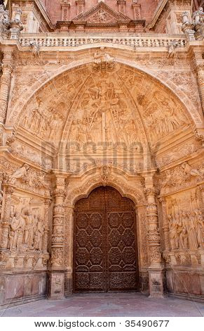 Portal Of The Cathedral
