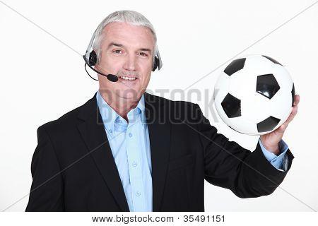 Sportscaster