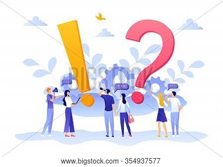 People Give Review Rating And Feedback. Customer Review Rating. Flat Design Illustration. Customer C