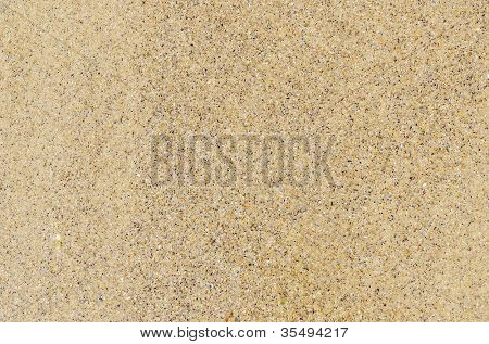 sand close up as textured background