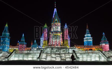 Harbin Ice Festival Sculptures