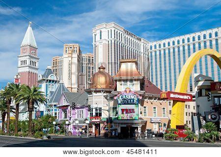 Venetian Casino Hotel Resort On The Las Vegas Strip
