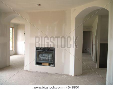 New Drywall Sheetrock