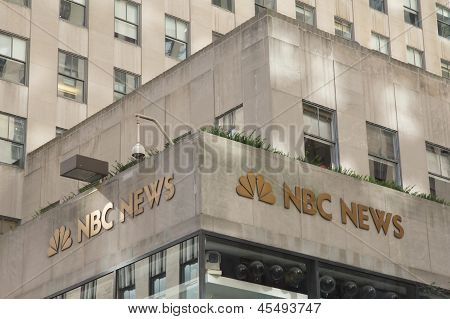 NBC Radio City Studios Building