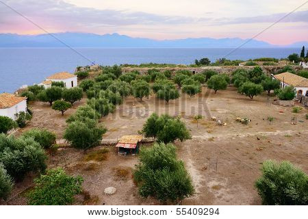 Greek Landscape