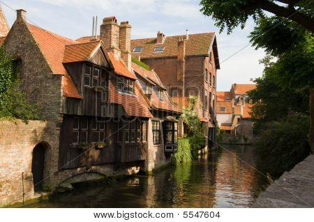 Houses In Brugge