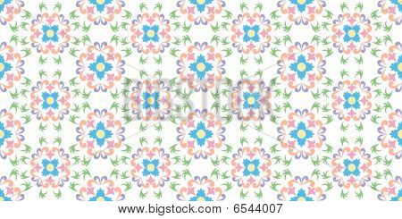 Floral Seamless Texture