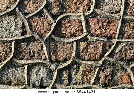 Olden Stone Wall