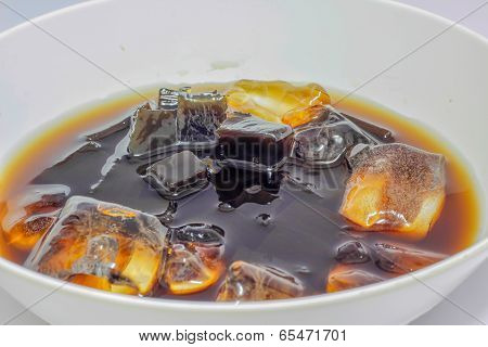 Choa Kuay (Grass jelly)