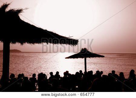 The Sunset @ Cafe Del Mar, Ibiza