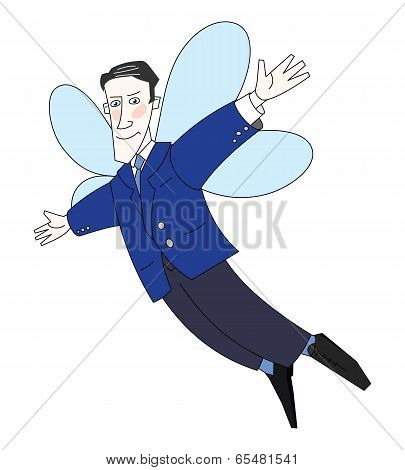 Business Butterfly