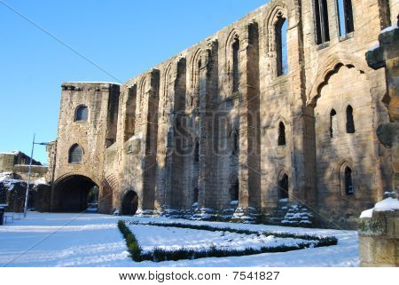 Winter At The Abbey