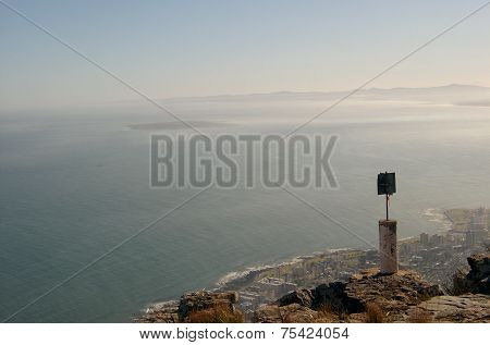 Summit of the Lions Head