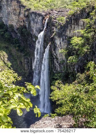 River In  Chapada Dos Veadeiros National Park