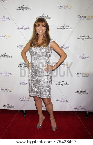 LOS ANGELES - NOV 4:  Jane Seymour at the Hallmark Channel's