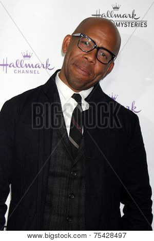 LOS ANGELES - NOV 4:  Kenneth Wingard at the Hallmark Channel's