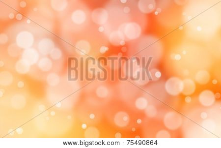 Yellow And Red Light Flare Background