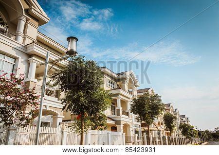 a house in Vietnam - Phu My Hung