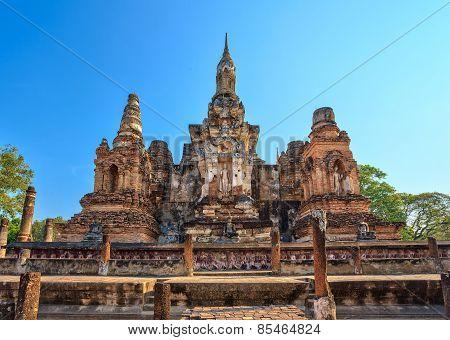 Sukothai Historical Park Thailand