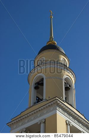 Bell Tower Of The Greater Church Of The Ascension, Moscow