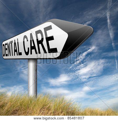 dental health care center an insurance for oral hygiene and healthy teeth