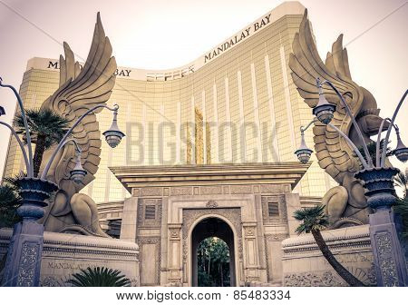Mandalay Bay Hotel And Casino,las Vegas