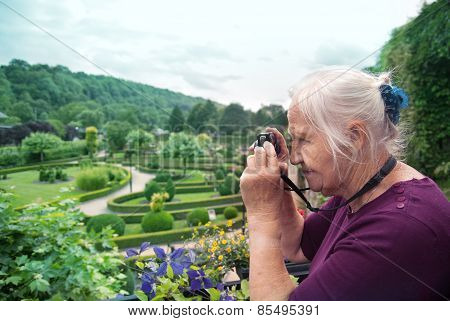 Active Senior Photographer