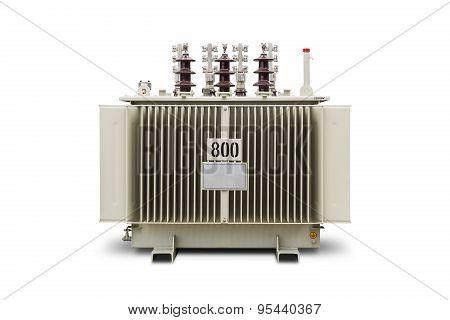 800 Kva Oil Immersed Transformer