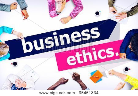 Business Ethics Integrity Honesty Trust Concept