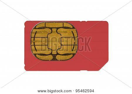 Used Mobile Phone Sim Card