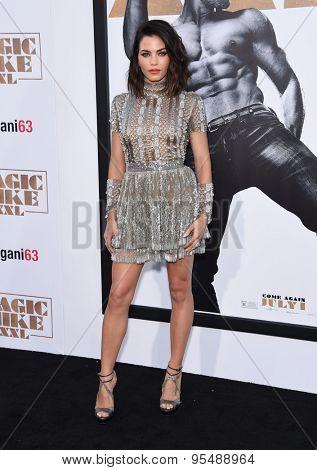 LOS ANGELES - JUN 25:  Jenna Dewan-Tatum arrives to the
