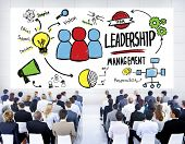 Diversity Business People Leadership Management Seminar Concept poster