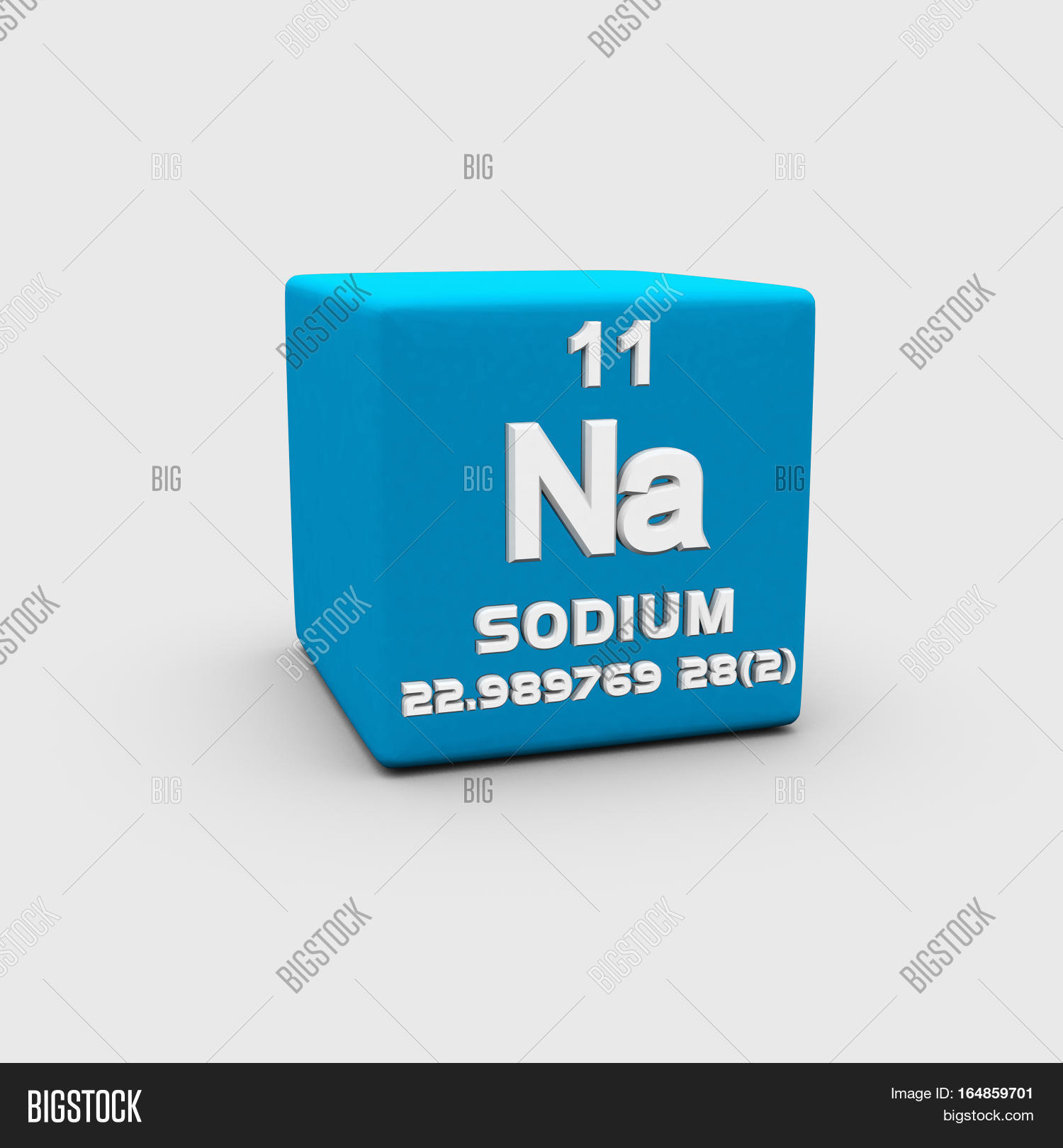 Sodium Chemical Image Photo Free Trial Bigstock