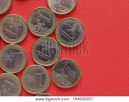 1 Euro Coins, European Union, Common Side