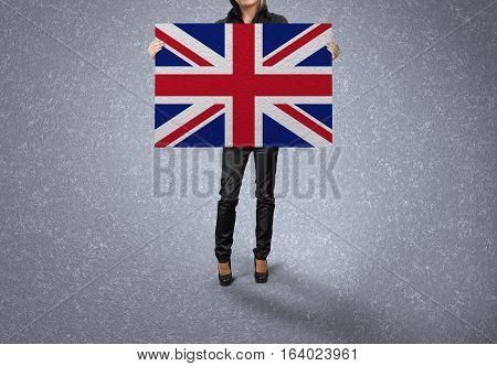 UNITED KINGDOM, UNITED KINGDOM Flag Design and Presentation