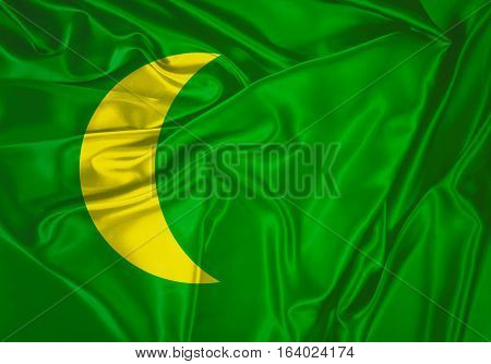 Babur State, Babur Flag Design and Presentation