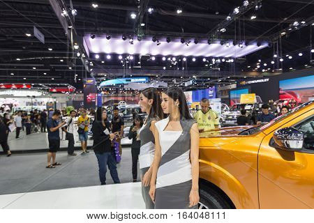 Pretty In Car Show Event