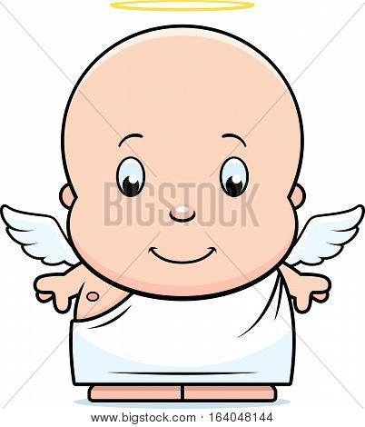 Cartoon Baby Angel