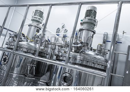 Sterile Production Of Medical Drugs