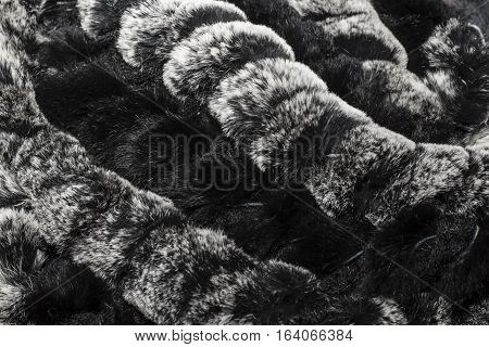 Texture Of The Fur, Fur, Winter Fashion Wear,
