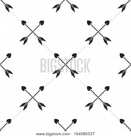 Arrow icon black. Single gay icon from the big minority, homosexual black.